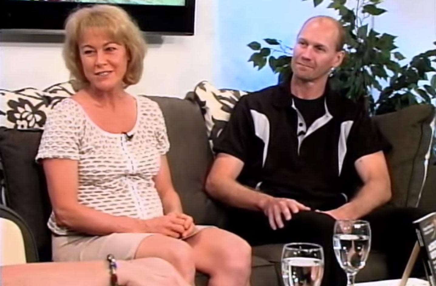 Francine et Rock à l'émission Réseau Santé à TVRL