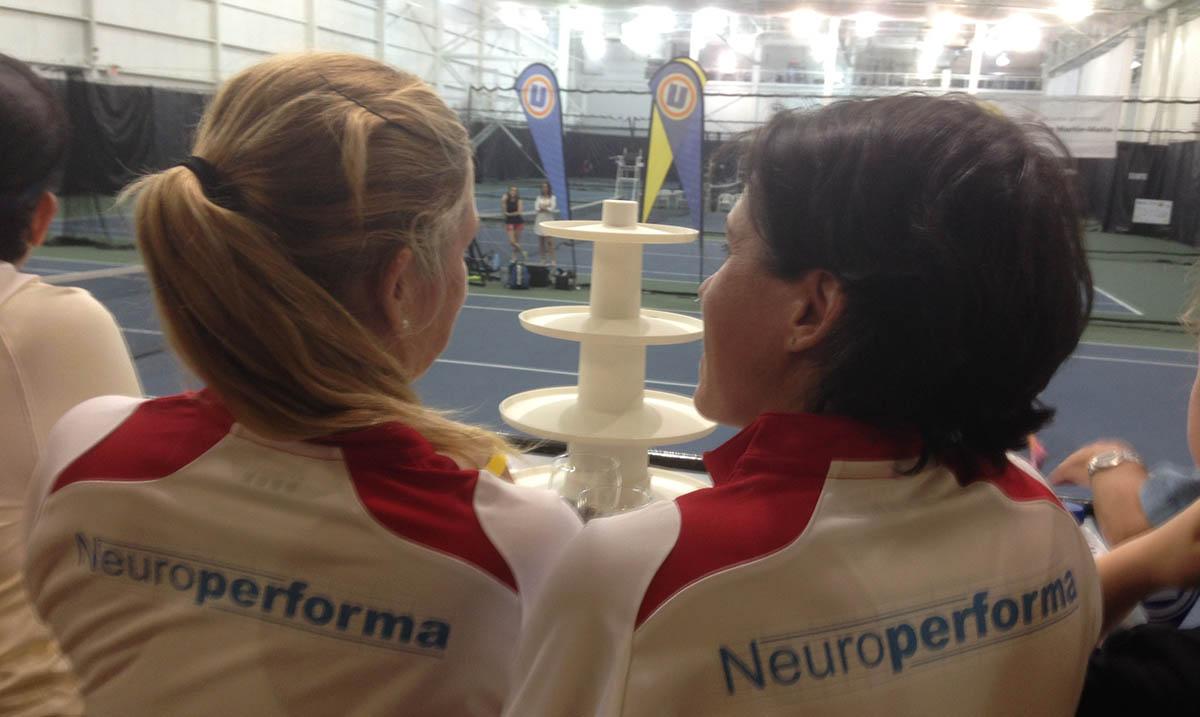 L'équipe Neuforperforma à la Coupe Uniprix